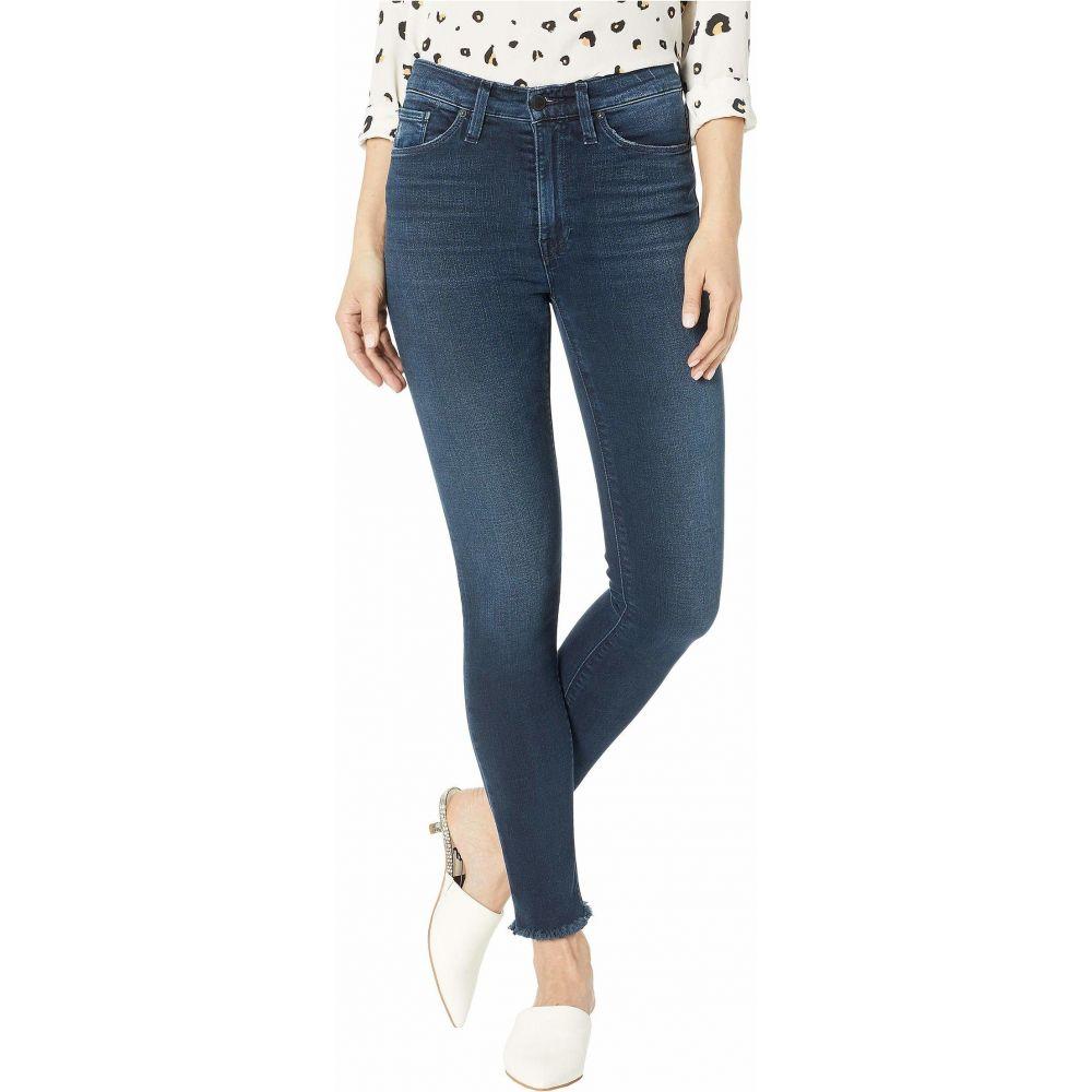 ハドソンジーンズ Hudson Jeans レディース ジーンズ・デニム ボトムス・パンツ【Barbara High-Waist Super Skinny in Dest Southerly】Dest Southerly