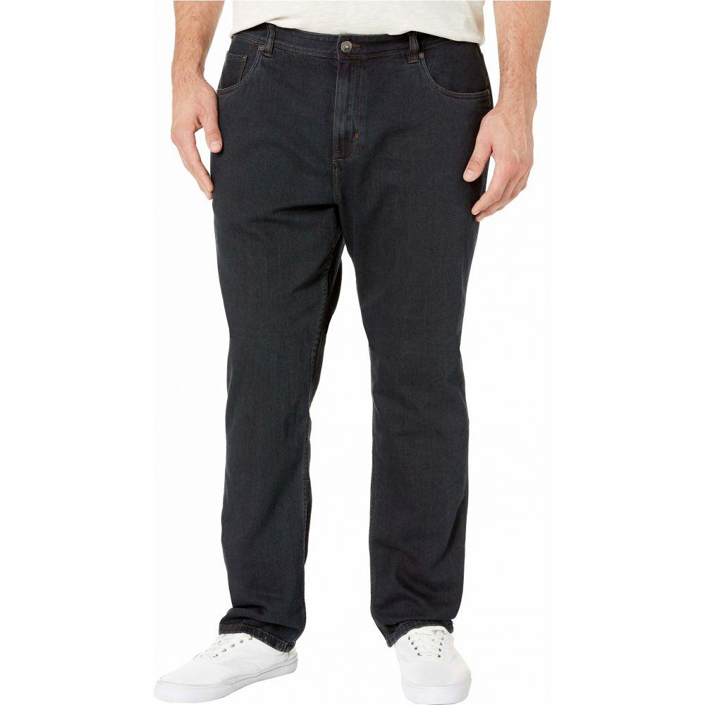 トミー バハマ Tommy Bahama Big & Tall メンズ ジーンズ・デニム 大きいサイズ ボトムス・パンツ【Big & Tall Antigua Cove Jeans】Black Overdye