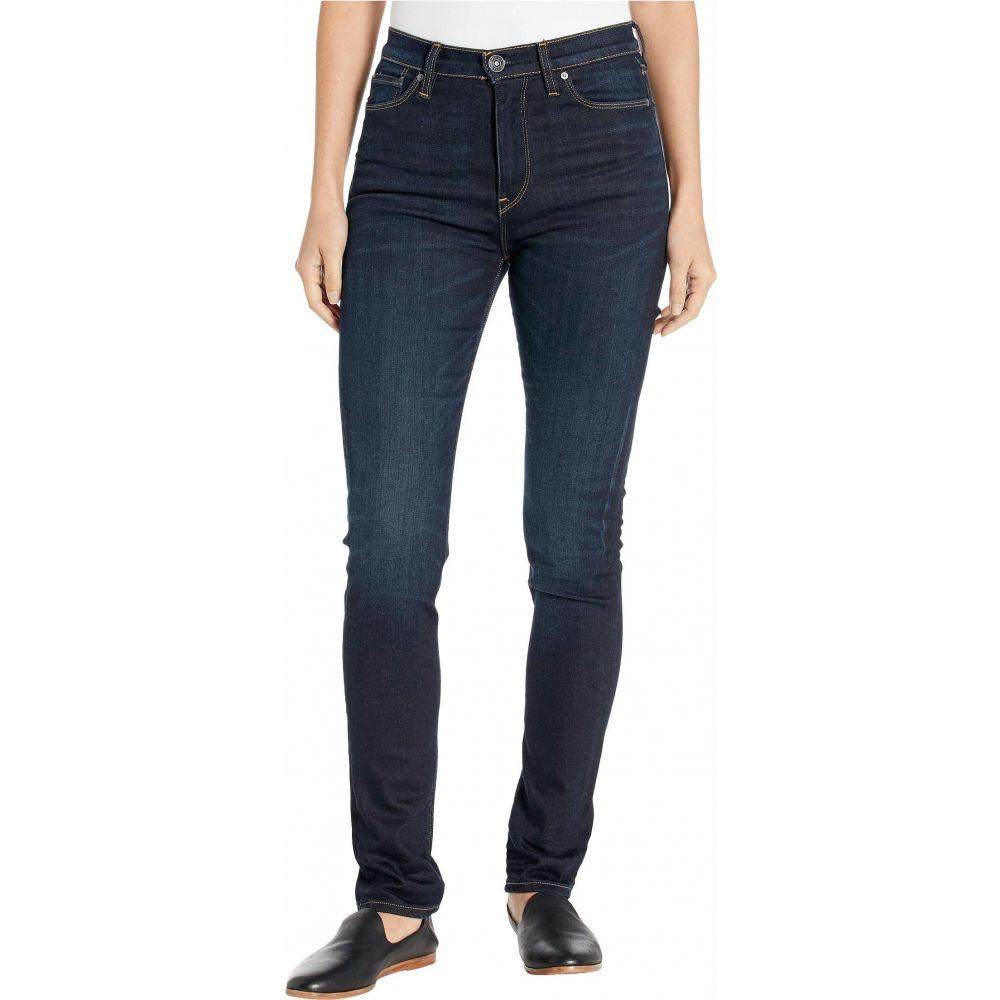 ハドソンジーンズ Hudson Jeans レディース ジーンズ・デニム ボトムス・パンツ【Holly High-Waist Skinny in Upside Down】Upside Down