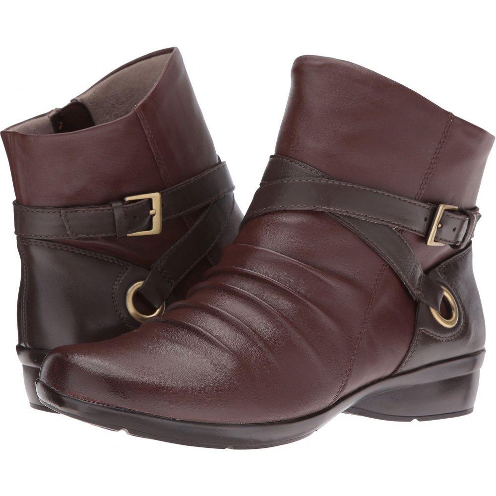 ナチュラライザー Naturalizer レディース ブーツ シューズ・靴【Cycle】Bridal Brown/Oxford Brown Leather