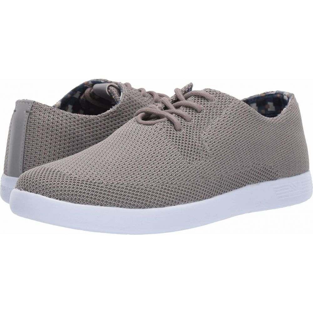 ベンシャーマン Ben Sherman メンズ スニーカー シューズ・靴【Parnell Oxford V2】Grey Fly Knit
