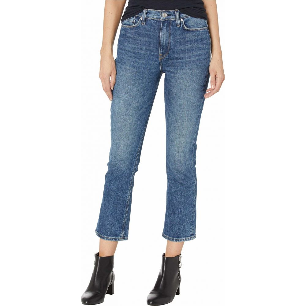 ハドソンジーンズ Hudson Jeans レディース ジーンズ・デニム ブーツカット ボトムス・パンツ【Holly Cropped Bootcut in Omen】Omen