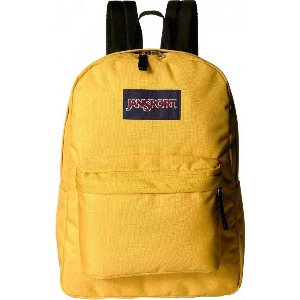 ジャンスポーツ JanSport ユニセックス バックパック・リュック バッグ【SuperBreak】Spectra Yellow