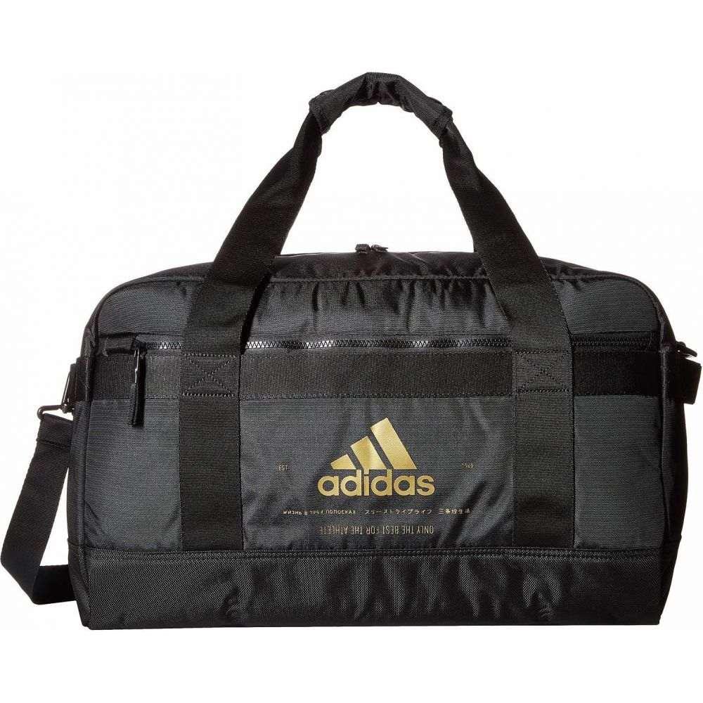 アディダス adidas ユニセックス ボストンバッグ・ダッフルバッグ バッグ【Amplifier II Duffel】Black