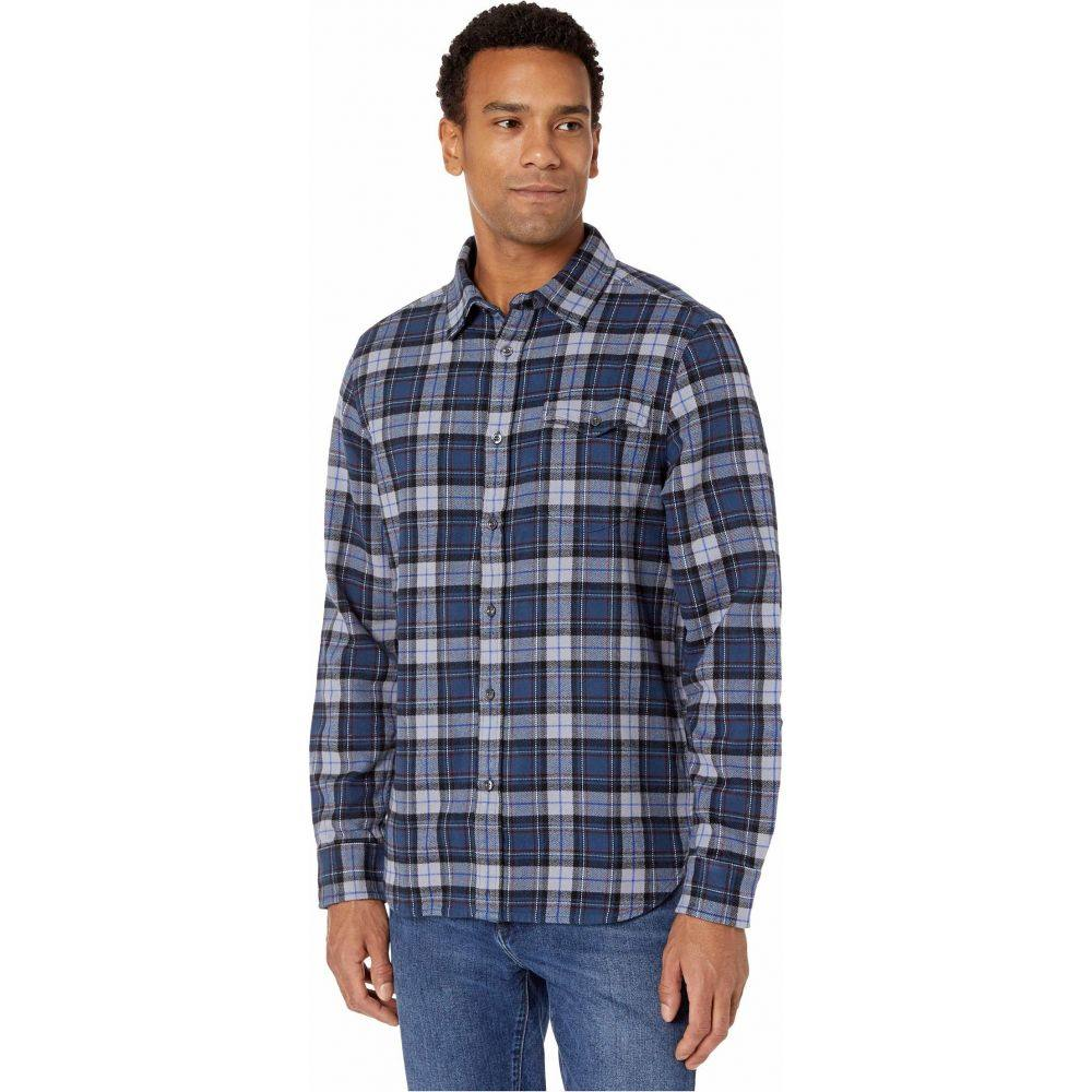 ザ ノースフェイス The North Face メンズ シャツ フランネルシャツ トップス【Long Sleeve Arroyo Flannel Shirt】Blue Wing Teal Ravine Plaid