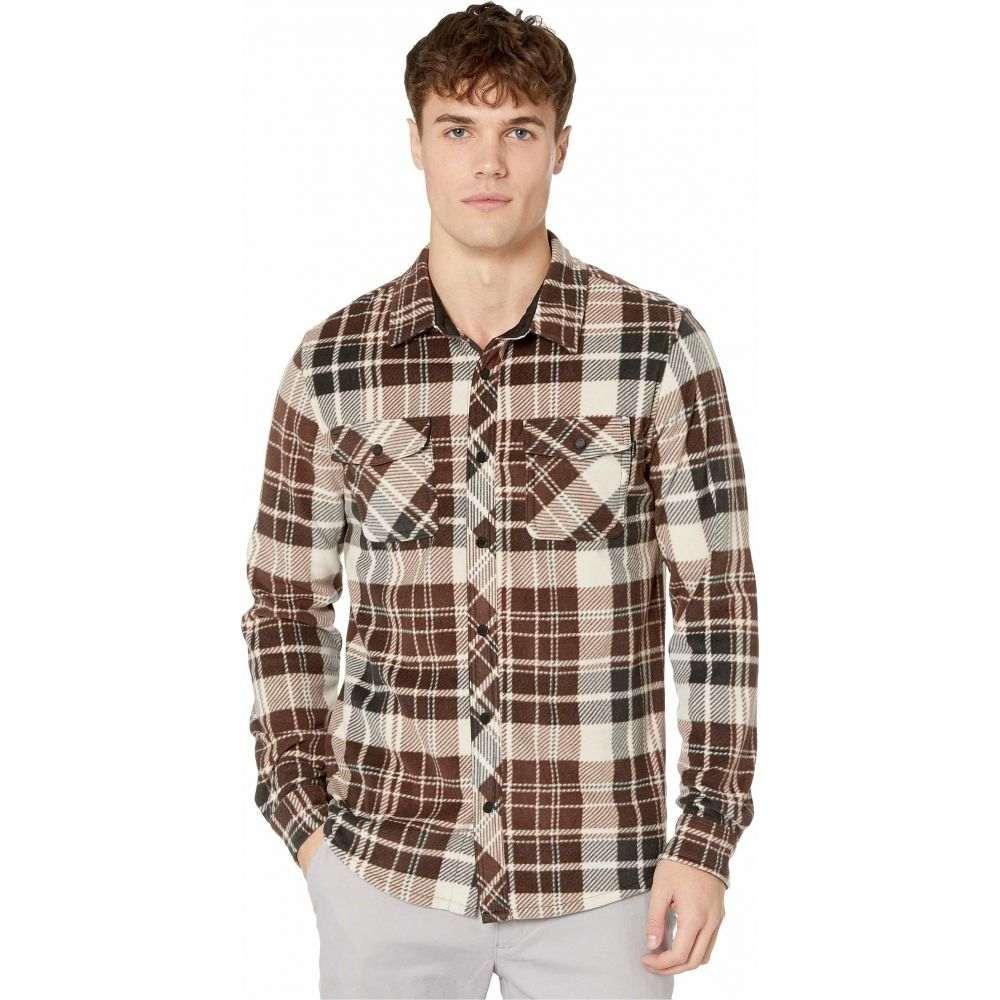 オニール O'Neill メンズ シャツ トップス【Glacier Plaid Shirt】Light Khaki