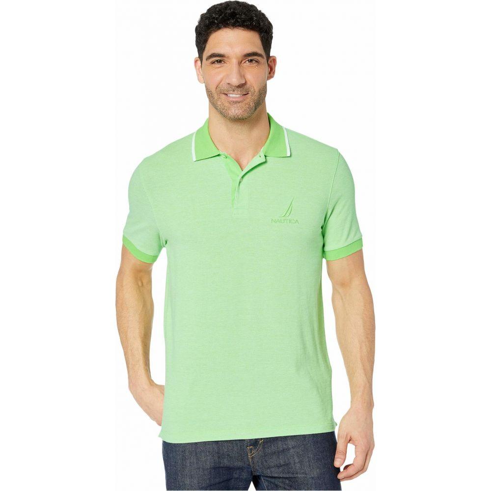ノーティカ Nautica メンズ ポロシャツ トップス【Oxford Polo】Green