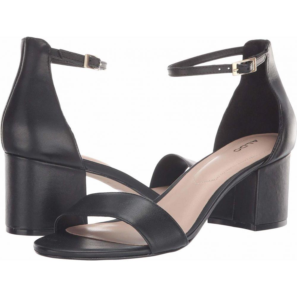 アルド ALDO レディース サンダル・ミュール シューズ・靴【Villarosa】Black Leather