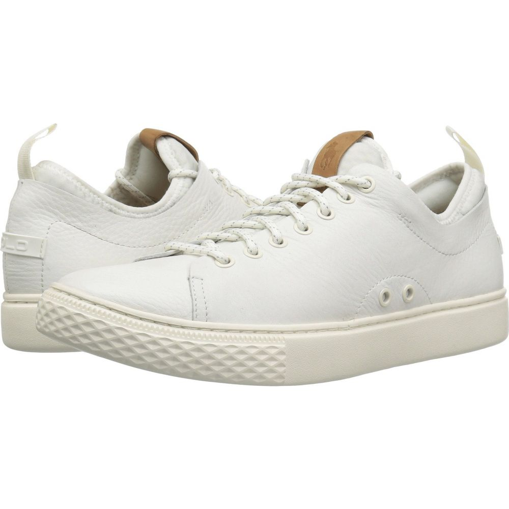 ラルフ ローレン Polo Ralph Lauren メンズ スニーカー シューズ・靴【Dunovin】White