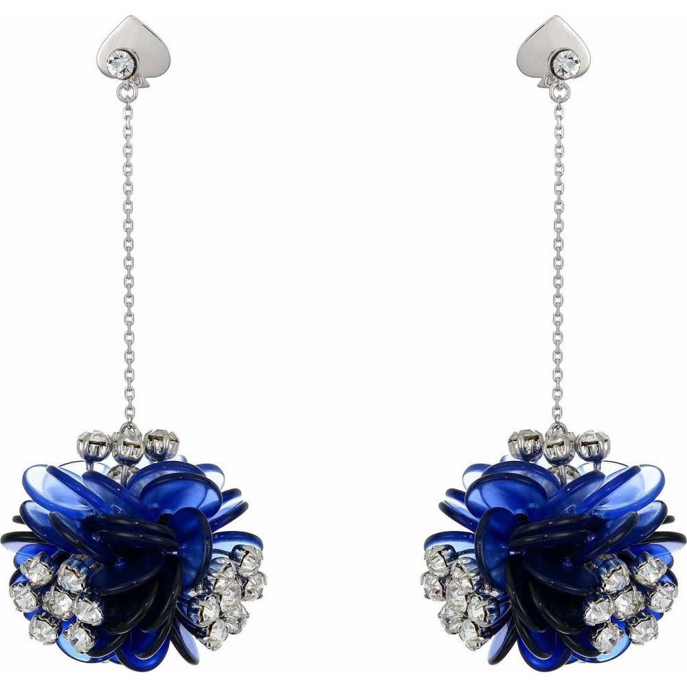 ケイト スペード Kate Spade New York レディース イヤリング・ピアス ドロップピアス ジュエリー・アクセサリー【Blooming Bouquet Drop Earrings】Blue Multi