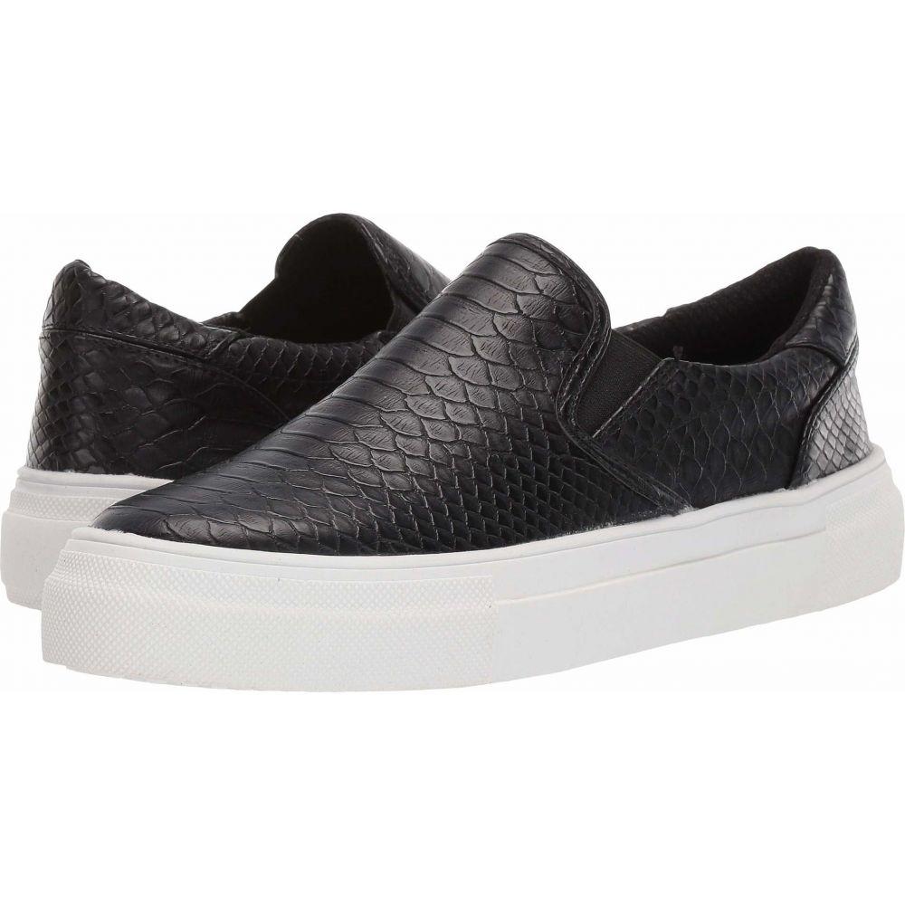 マチス Matisse レディース スニーカー シューズ・靴【Gradient】Black Snake Synthetic