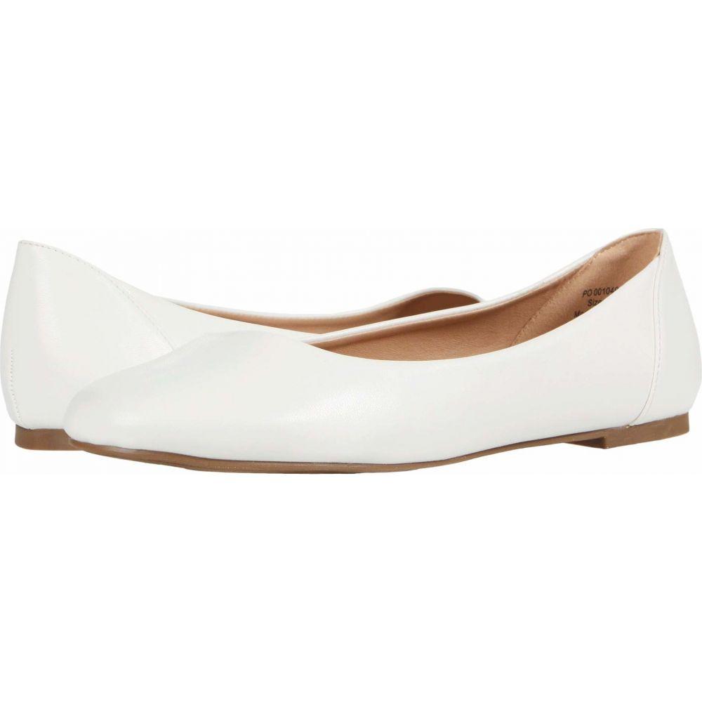 ジュルネ コレクション Journee Collection レディース スリッポン・フラット シューズ・靴【Kavn】White