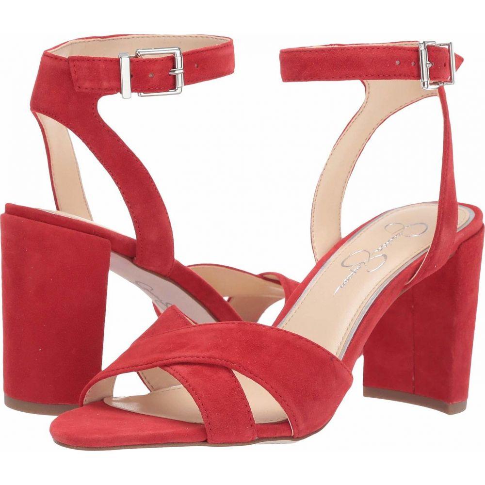 ジェシカシンプソン Jessica Simpson レディース サンダル・ミュール シューズ・靴【Niara】Night Out Red