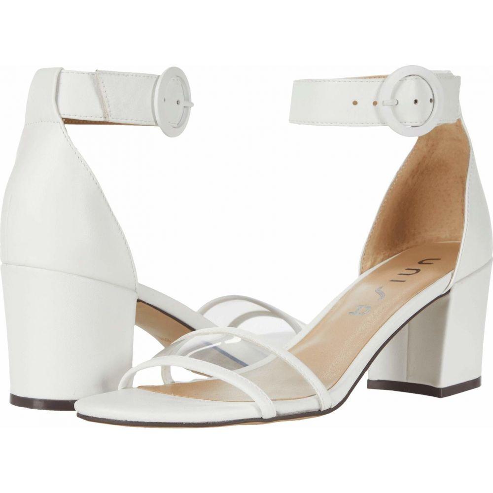 ユニサ Unisa レディース サンダル・ミュール シューズ・靴【Raychel】White