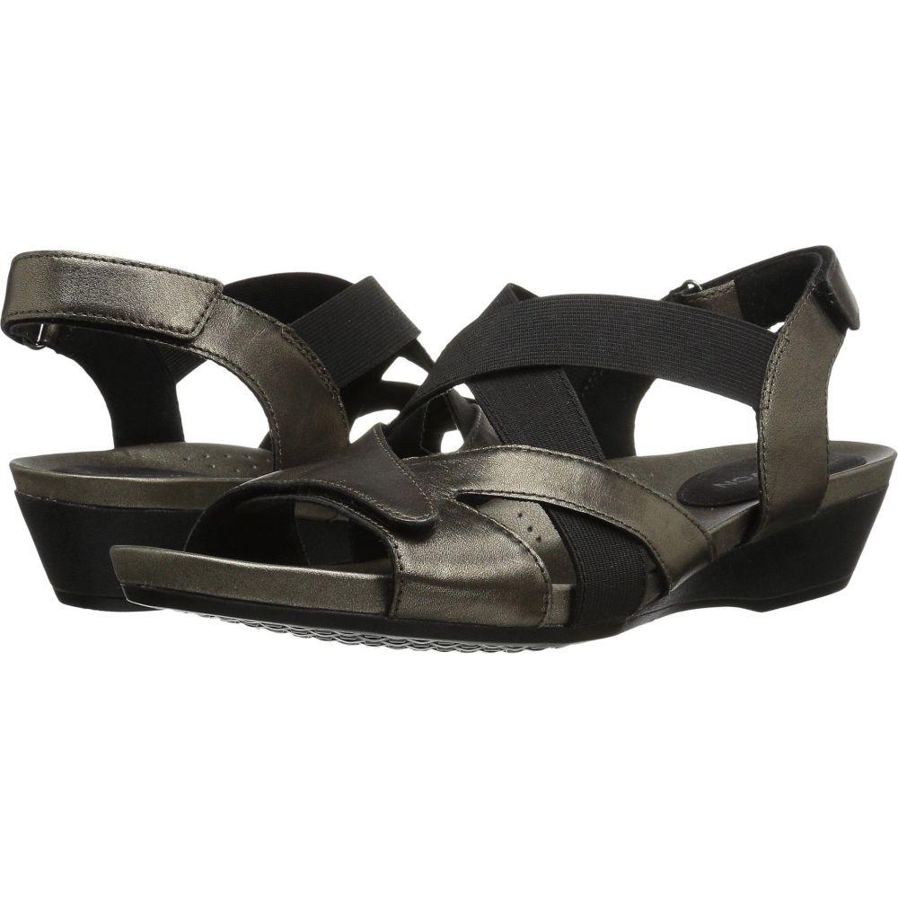 アラヴォン Aravon レディース サンダル・ミュール シューズ・靴【Standon X Strap】Pewter