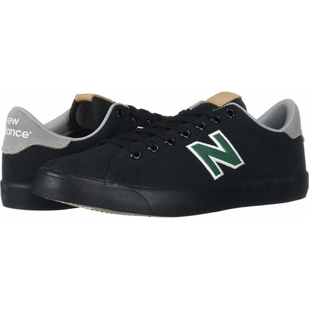 ニューバランス New Balance Numeric レディース シューズ・靴 【AM210】Black/Green