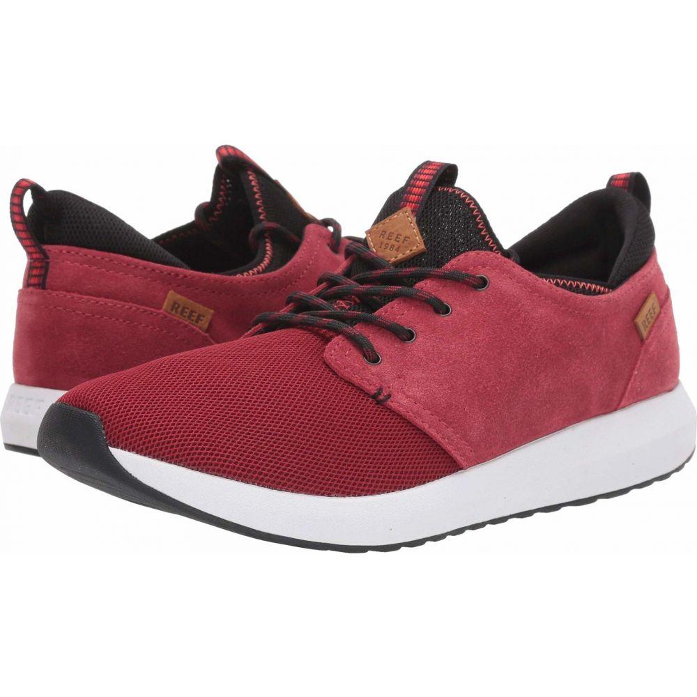 リーフ Reef メンズ スニーカー シューズ・靴【Cruiser】Red/Black/White