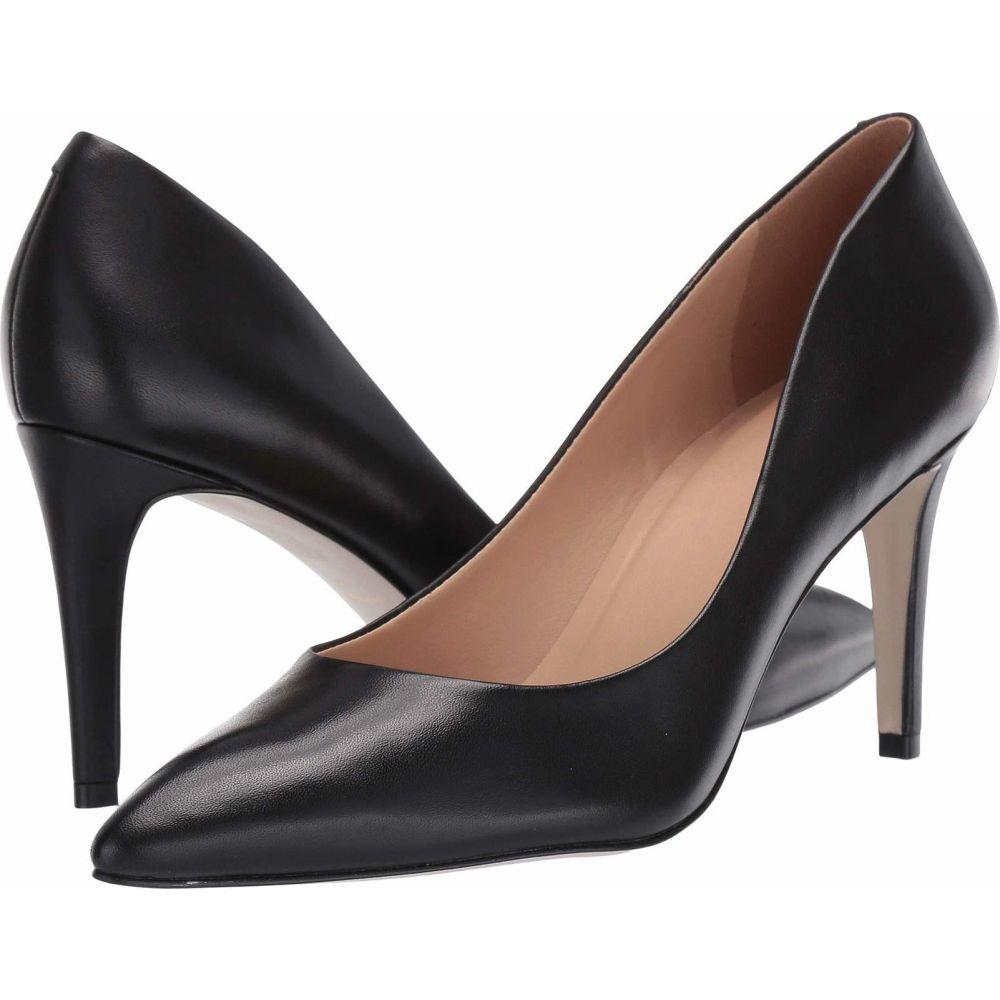 マッテオ マッシモ Massimo Matteo レディース パンプス シューズ・靴【Raven Pump】Black Leather