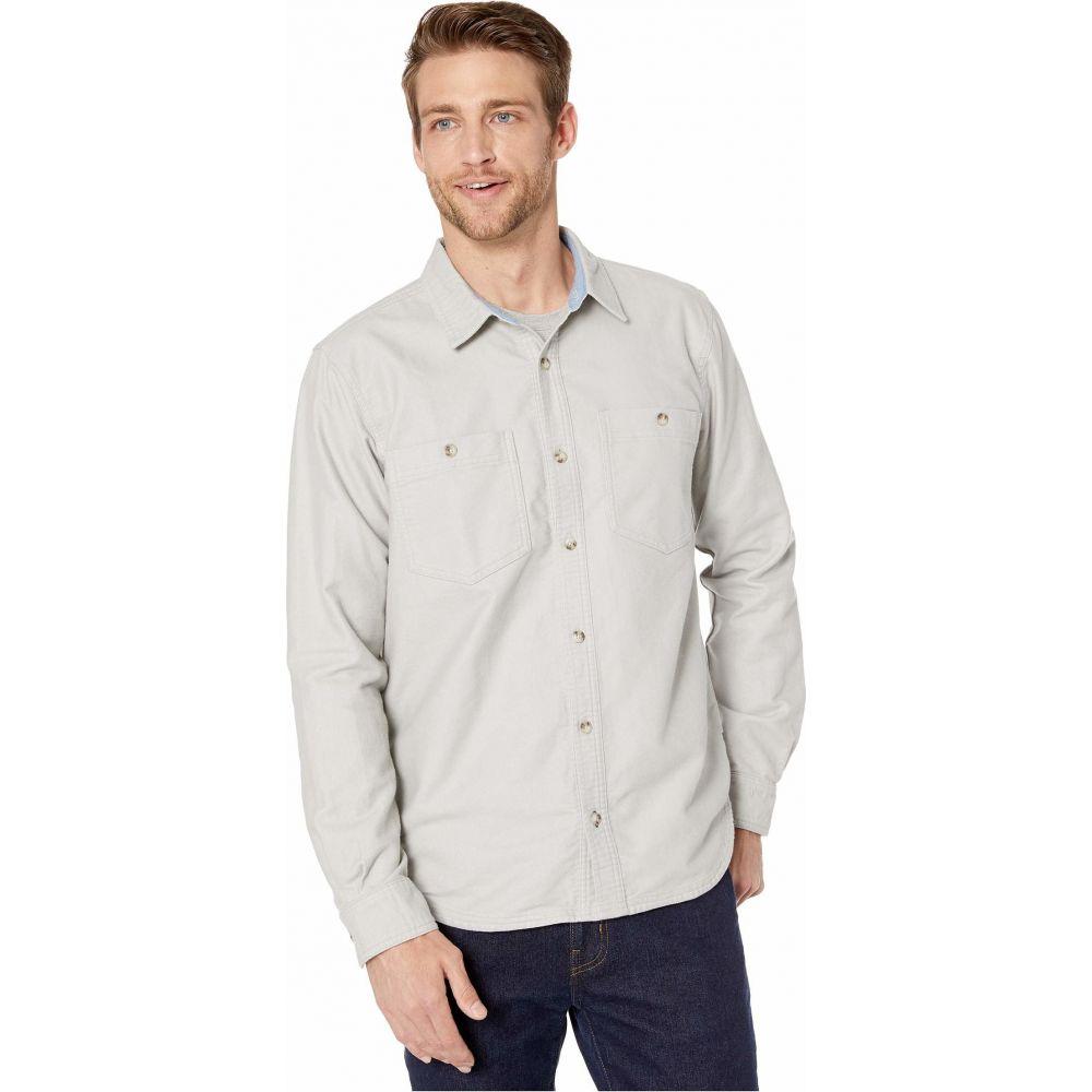 トードアンドコー Toad&Co メンズ シャツ トップス【Morrison Long Sleeve Shirt】Chrome