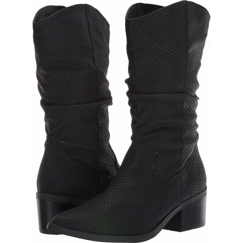 レポート Report レディース ブーツ シューズ・靴【Zilpha】Black