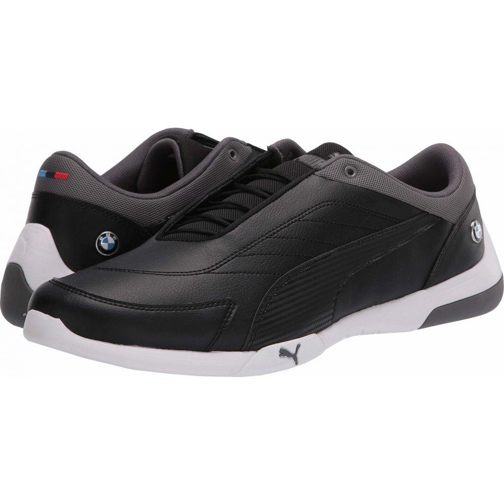 プーマ PUMA メンズ スニーカー シューズ・靴【BMW MMS Kart Cat III NM】Puma Black/Puma Black