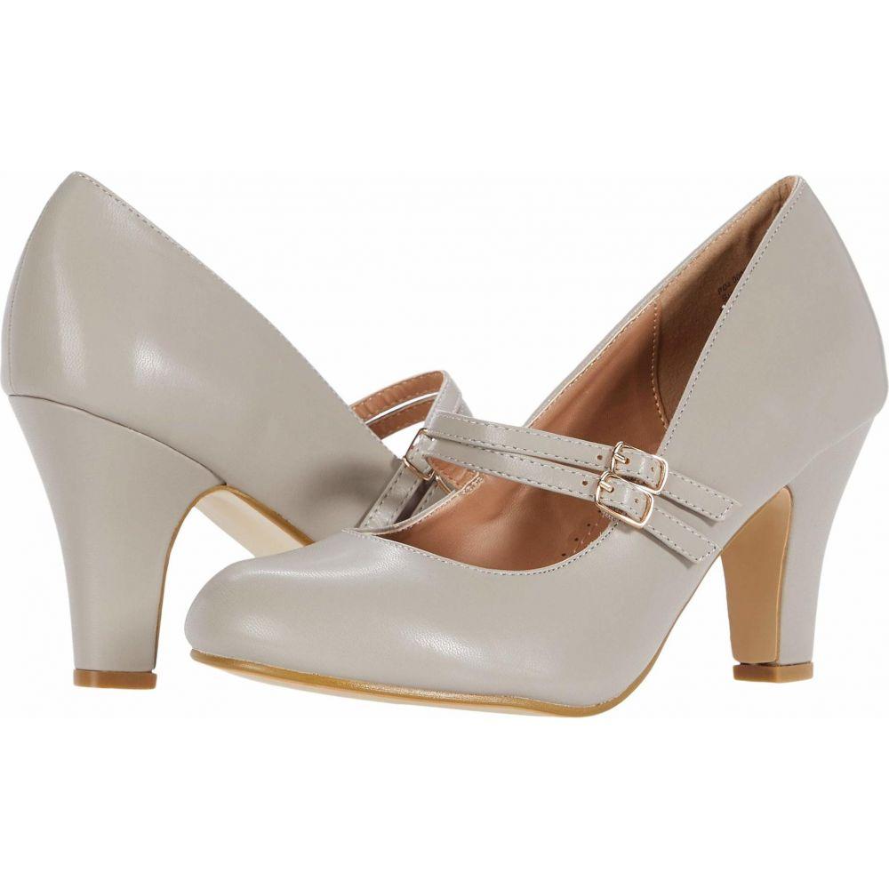 ジュルネ コレクション Journee Collection レディース パンプス シューズ・靴【Windy】Grey