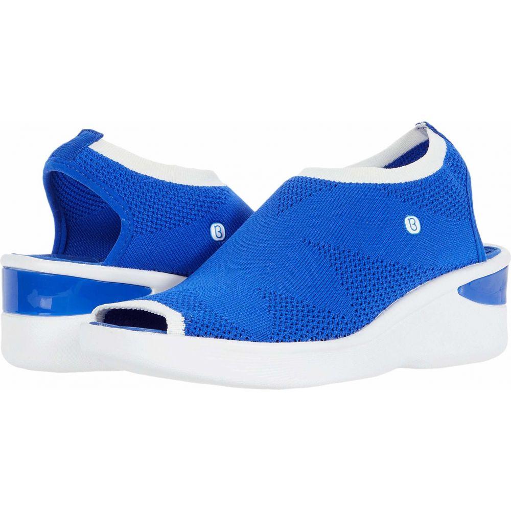 スニーカー シューズ・靴【Secret】Blue/White ゼィース レディース Bzees