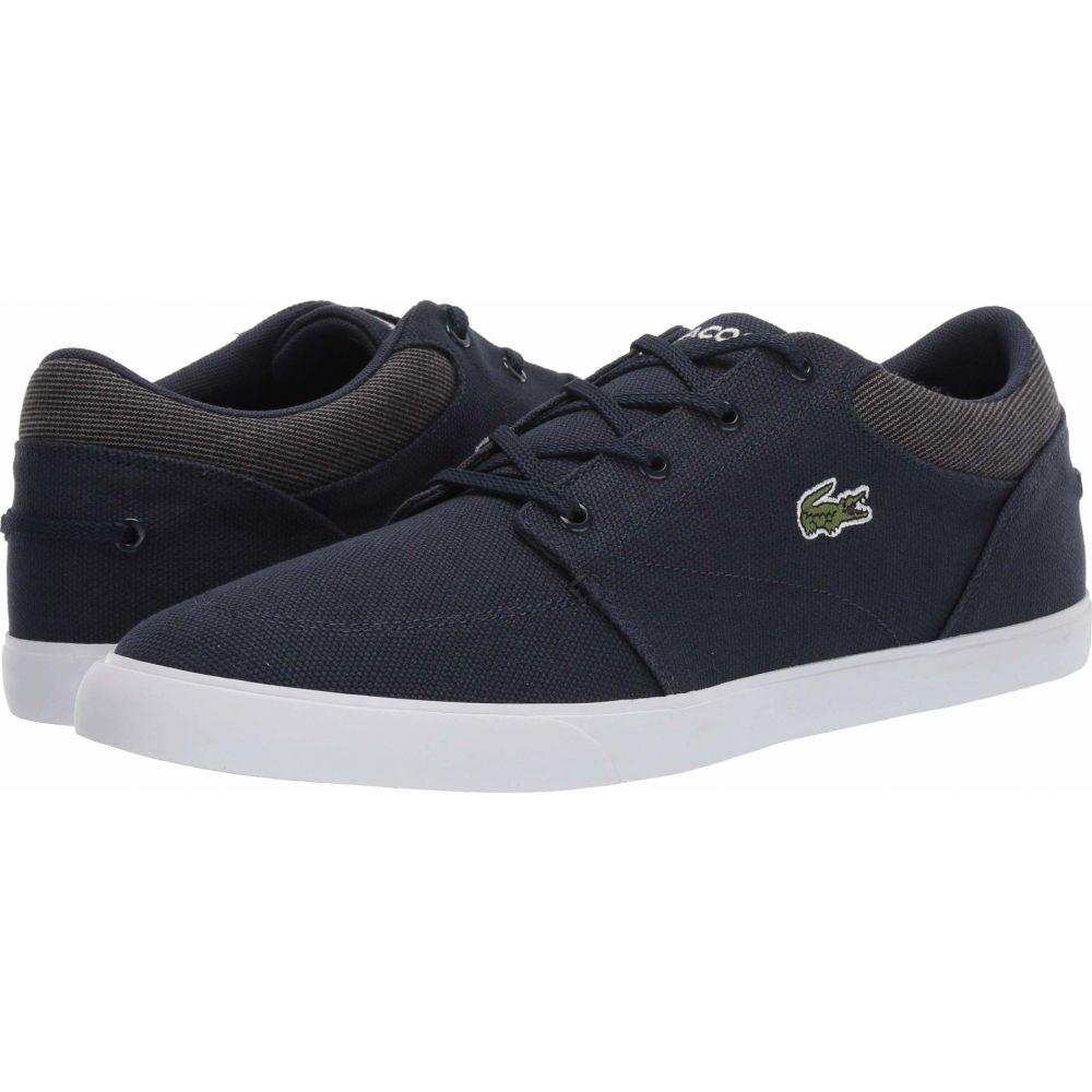 ラコステ Lacoste メンズ スニーカー シューズ・靴【Bayliss 319 1】Navy/Black
