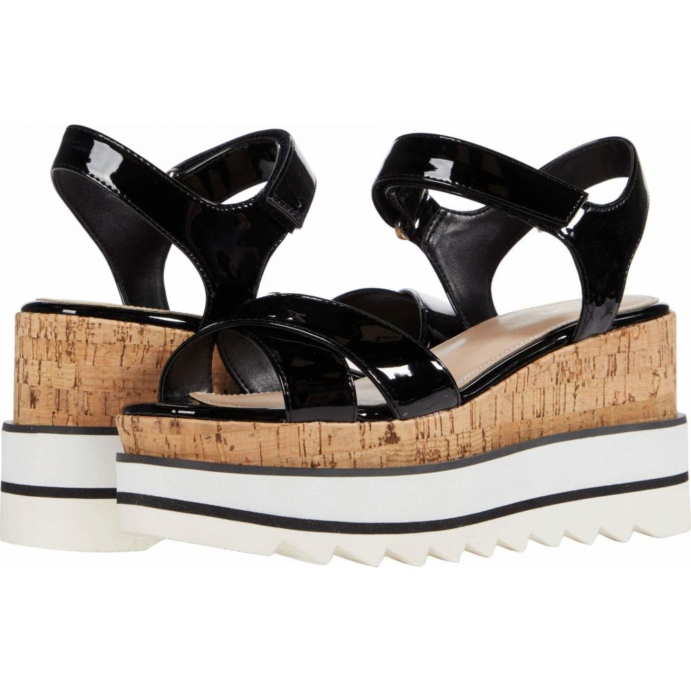 アルド ALDO レディース サンダル・ミュール シューズ・靴【Sassy】Black Patent