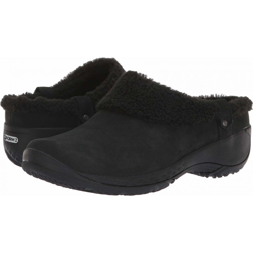 メレル Merrell レディース サンダル・ミュール シューズ・靴【Encore Ice Slide Q2】Black