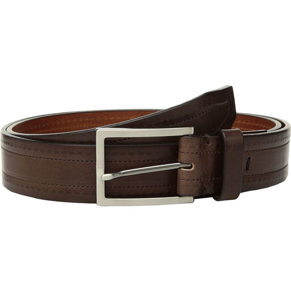 トラファルガー Trafalgar メンズ ベルト 【Wesley Belt 35mm】Brown