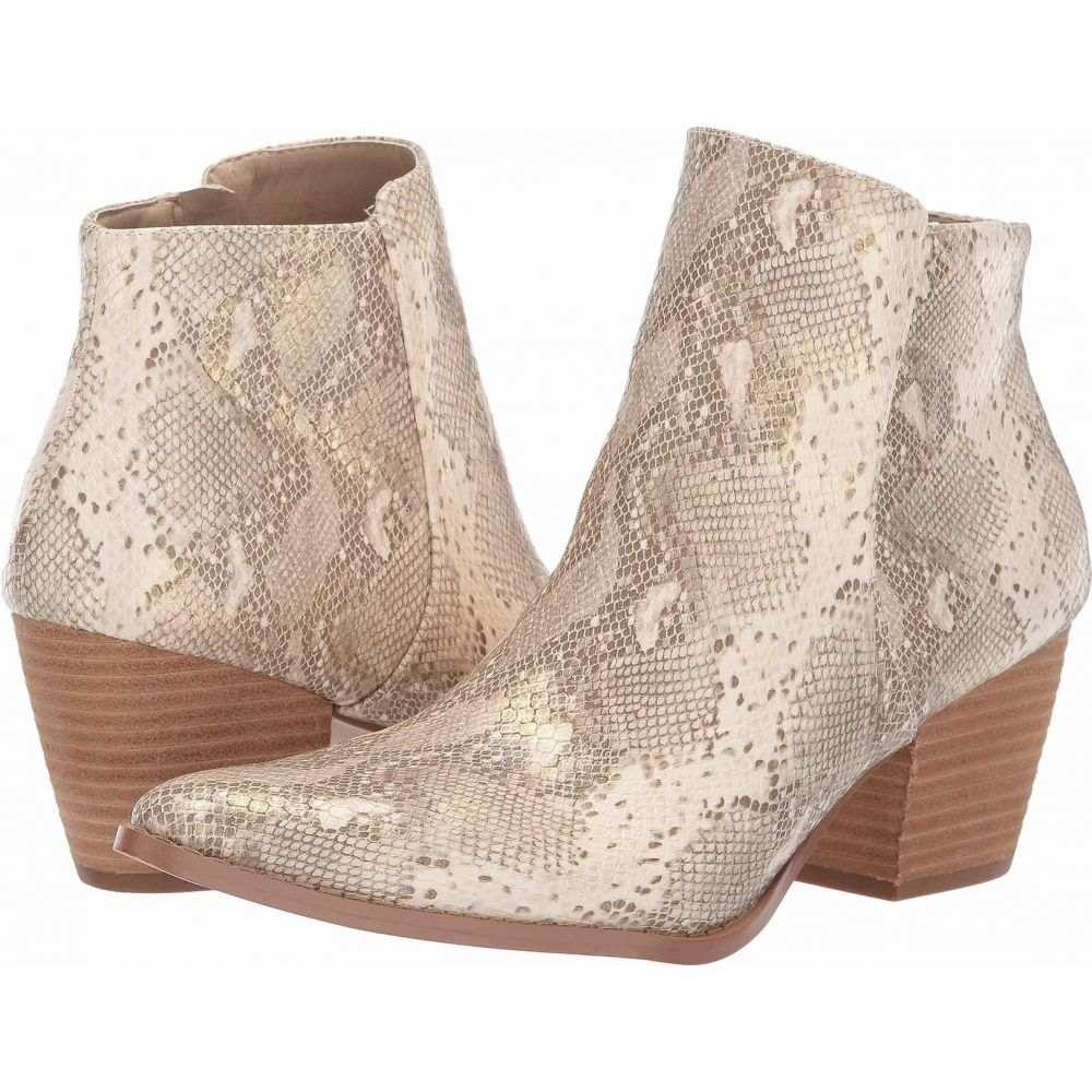 マチス Matisse レディース ブーツ シューズ・靴【Astoria Bootie】Natural