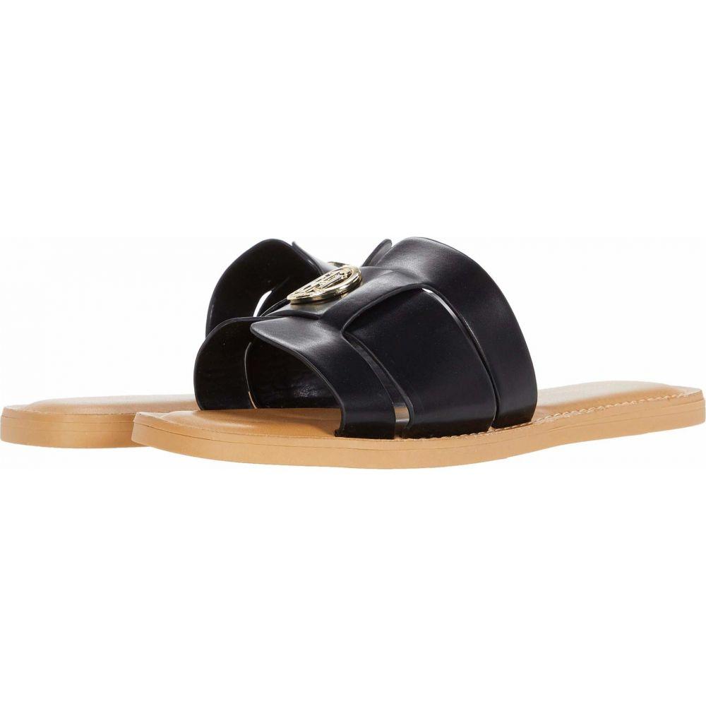 トミー ヒルフィガー Tommy Hilfiger レディース サンダル・ミュール シューズ・靴【Edel】Black