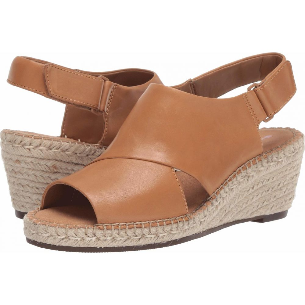 クラークス Clarks レディース サンダル・ミュール シューズ・靴【Petrina Abby】Light Tan Leather
