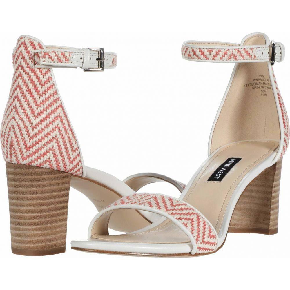 ナインウエスト Nine West レディース サンダル・ミュール シューズ・靴【Pruce Block Heeled Sandal】Coral