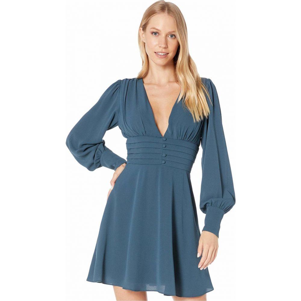 ビービーダコタ BB Dakota レディース ワンピース ワンピース・ドレス【Take Care Now Dress】Artic Blue