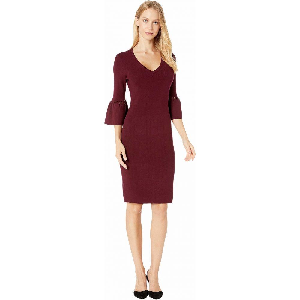 トリーナ ターク Trina Turk レディース ワンピース ワンピース・ドレス【Blues Sweater Dress】Brandy Wine