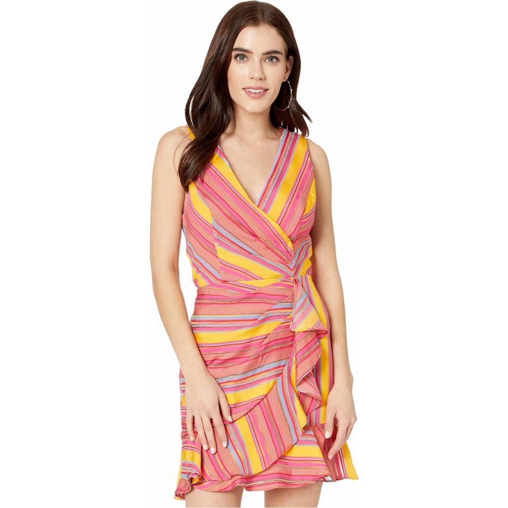 パーカー Parker レディース ワンピース ワンピース・ドレス【Shella Dress】Salsa Stripe