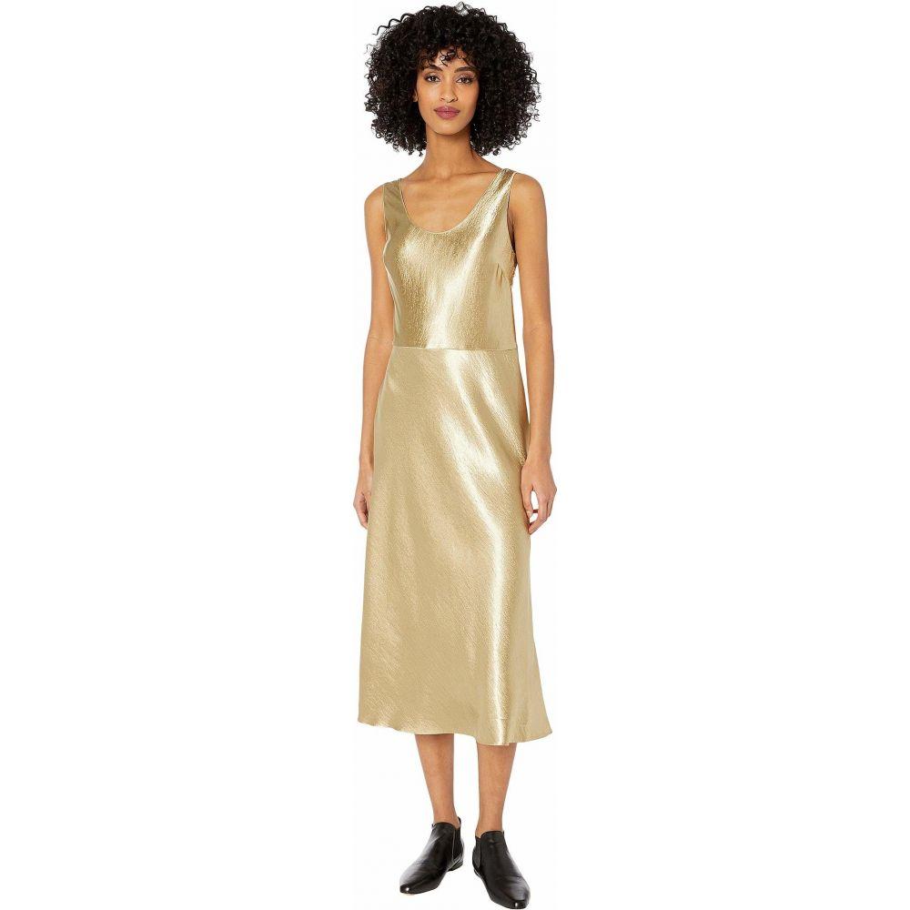ヴィンス Vince レディース ワンピース タンクドレス ワンピース・ドレス【Metallic Tank Dress】