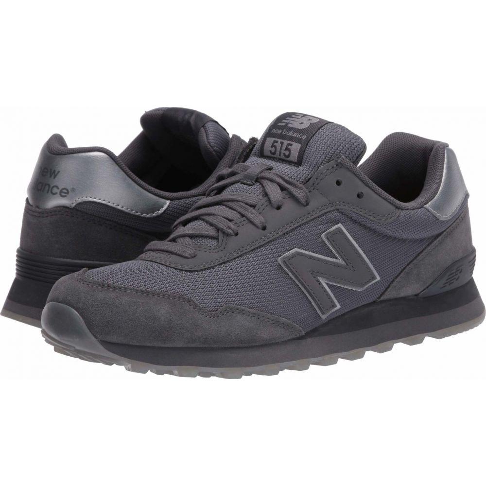 ニューバランス New Balance Classics メンズ スニーカー シューズ・靴【ML515】Magnet/Castlerock