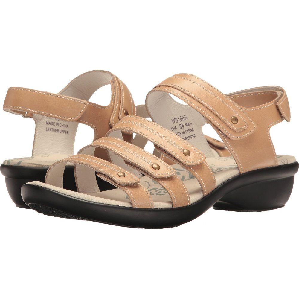 プロペット Propet レディース サンダル・ミュール シューズ・靴【Aurora】Oyster