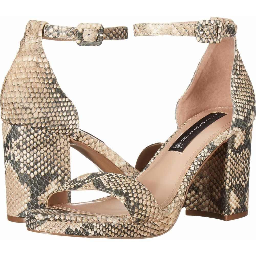 スティーブン ニューヨーク STEVEN NEW YORK レディース サンダル・ミュール シューズ・靴【Vino】Natural Multi
