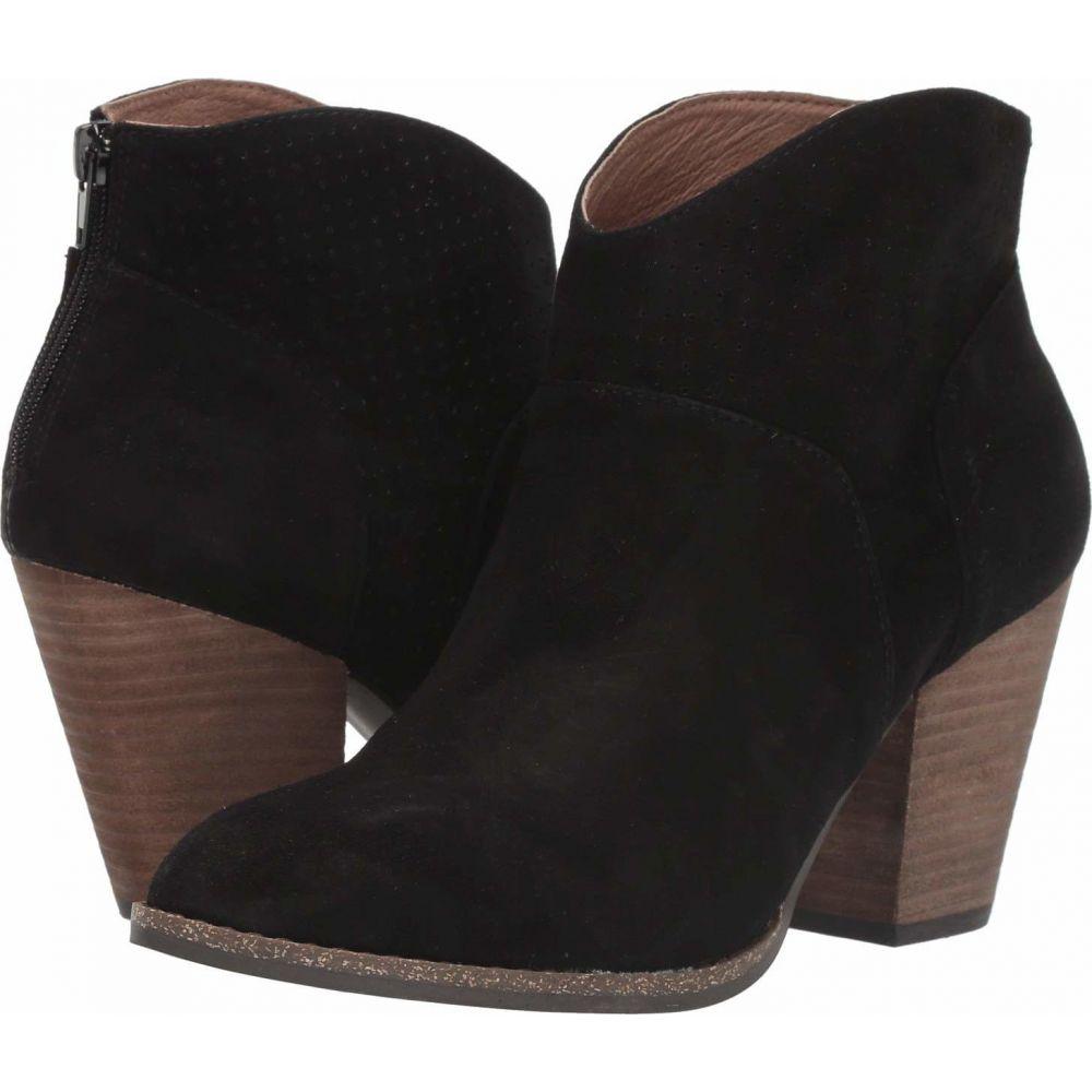 ミートゥー Me Too レディース ブーツ シューズ・靴【Cayenne】Black Suede