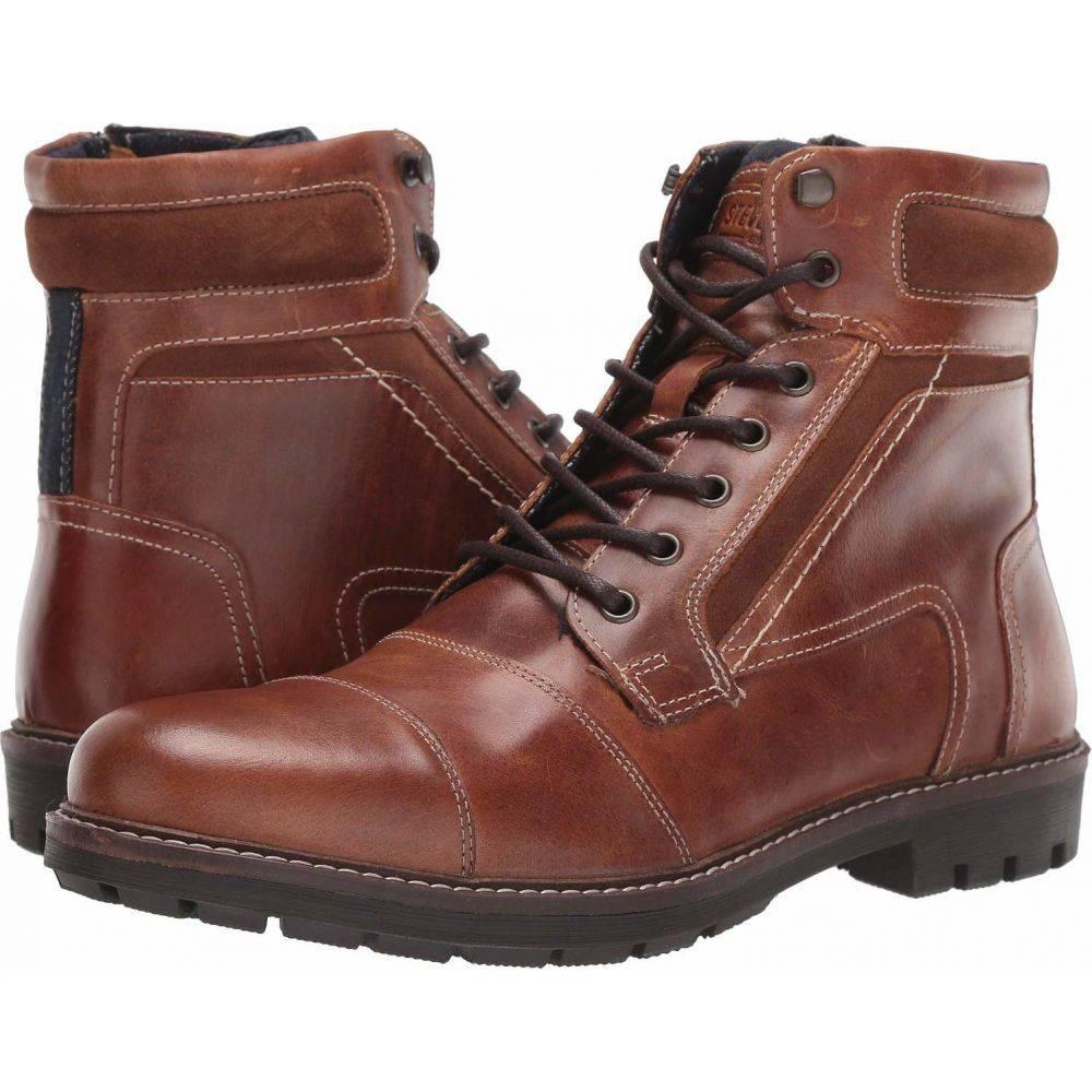 スティーブ マデン Steve Madden メンズ ブーツ シューズ・靴【Juppiter】Cognac