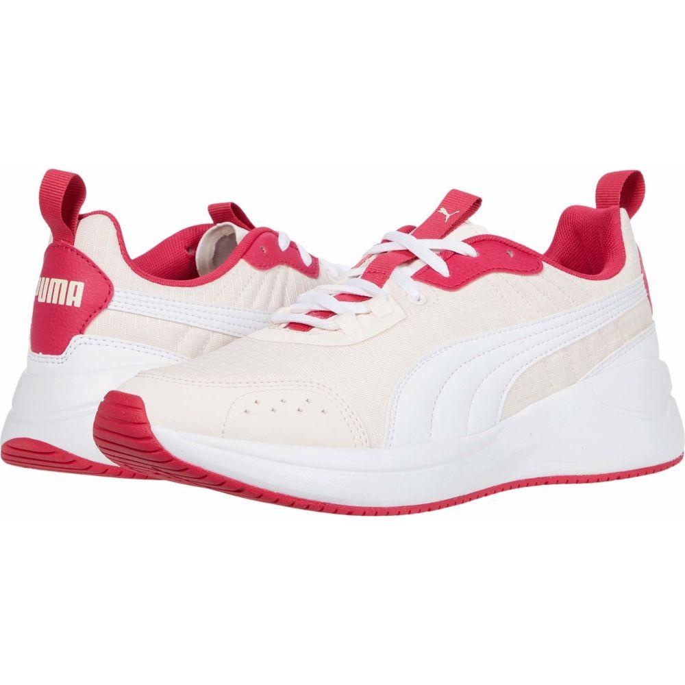 プーマ PUMA レディース スニーカー シューズ・靴【Nuage Run】Rosewater/Bright Rose/Puma White