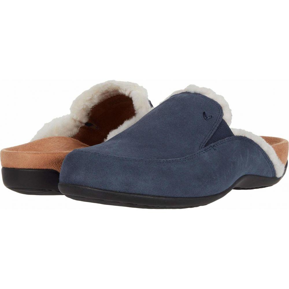 バイオニック VIONIC レディース サンダル・ミュール シューズ・靴【Sharon】Navy