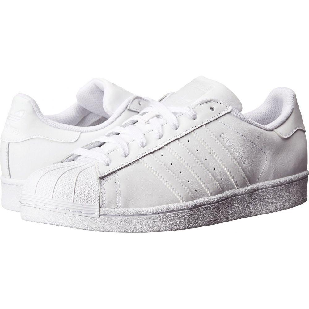 アディダス adidas Originals レディース スニーカー シューズ・靴【Superstar W】White/White/White