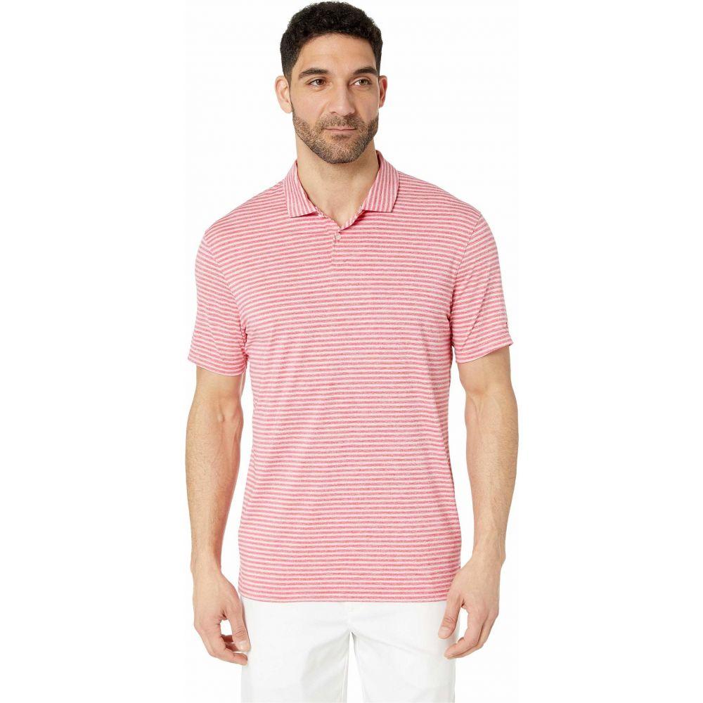 ナイキ Nike Golf メンズ ポロシャツ トップス【Dry Stripe Polo】Gym Red