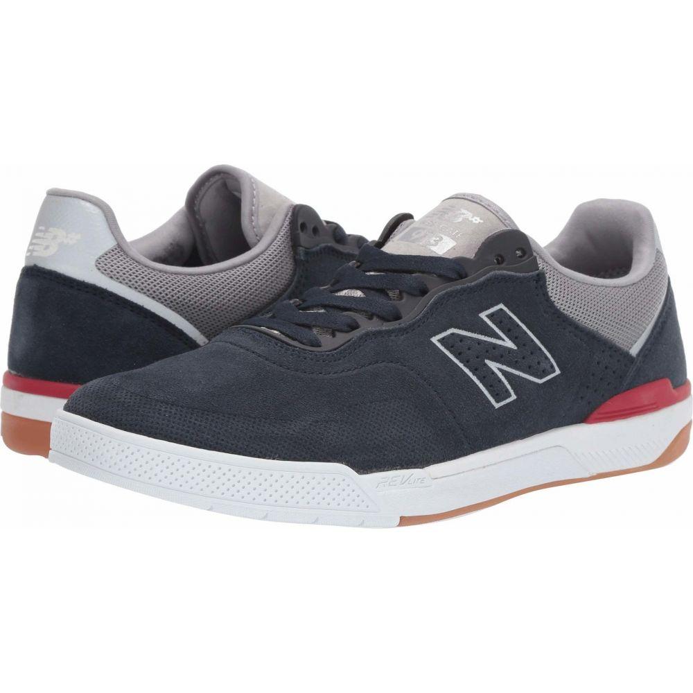 ニューバランス New Balance Numeric レディース ランニング・ウォーキング シューズ・靴【913】Navy/Red