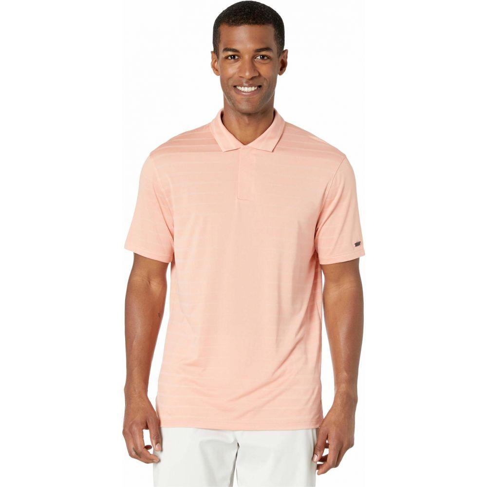 ナイキ Nike Golf メンズ ポロシャツ トップス【TW Dry Polo Novelty】Pink Quartz/White